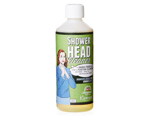 Shower Head Cleaner