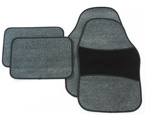 4-Piece Car Mat Set