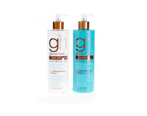 Set Of 2 Moisture Drench Shampoo and Conditioner