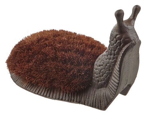 Snail Boot Brush