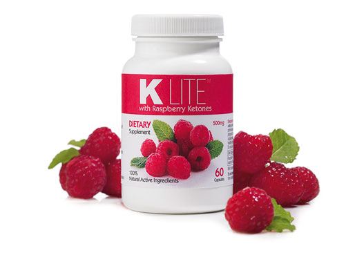 K Lite™ With Raspberry Ketones