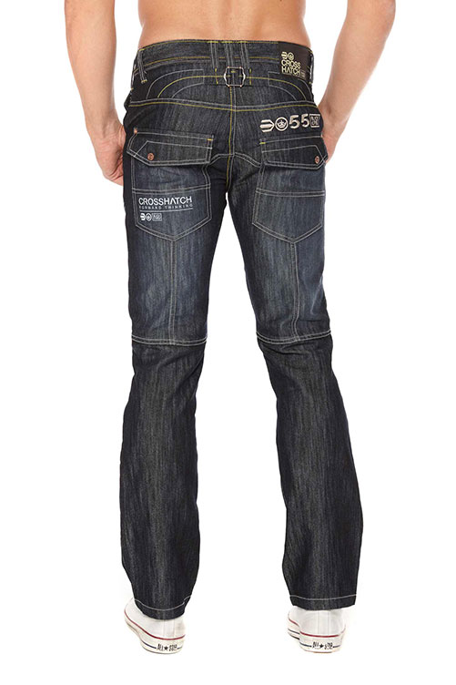 Newport Dark Wash Jeans