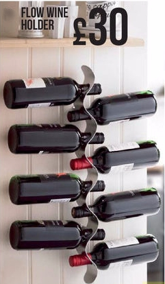 Flow Wine Holder