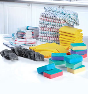 Cloths, Dusters & Wipes