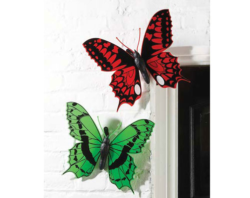 Set Of 2 Butterflies