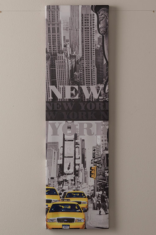 5 Piece New York Canvas