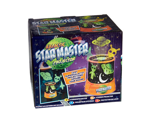 Aliens Star Projector - Was £9.99