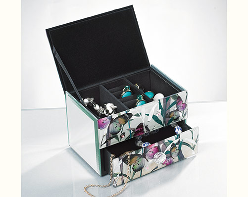 Butterfly K-Life Jewellery Chest