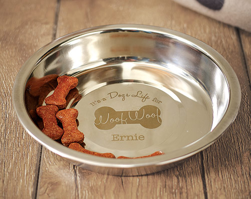 Dog's Life Stainless Steel Bowl