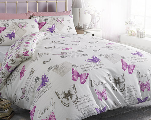 Double Chantelle Duvet Set