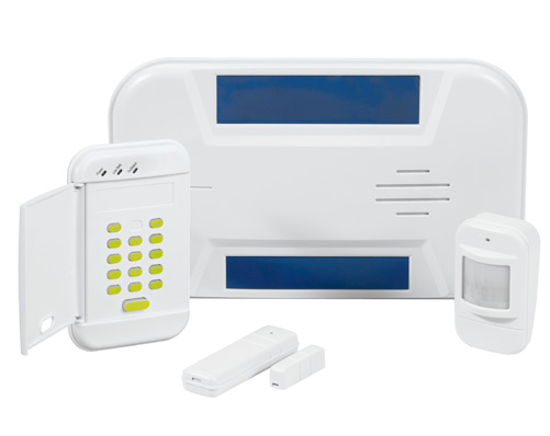 Friedland Wireless Alarm
