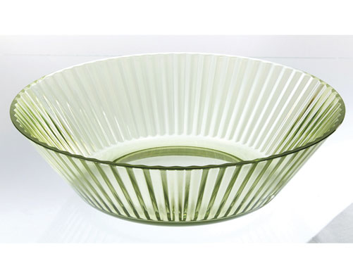 Glass Effect Salad Bowl
