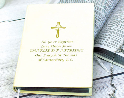 Gold Companion Holy Bible