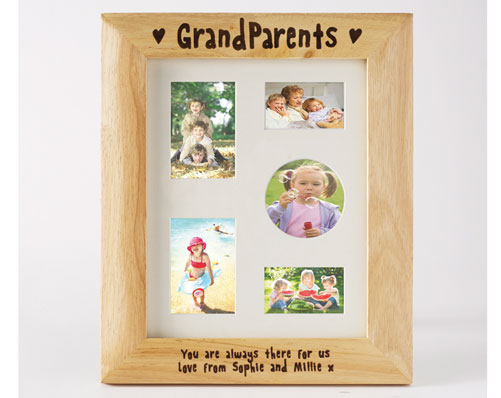 Grandparents Wooden Frame
