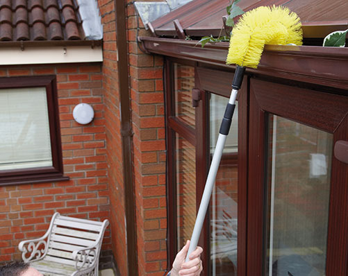 Gutter Brush - Was £17.99