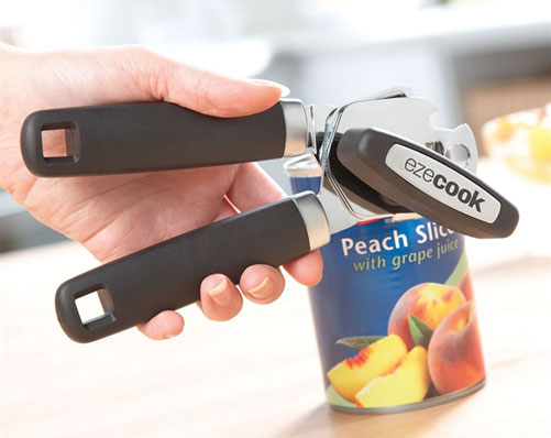 Ultimate can opener