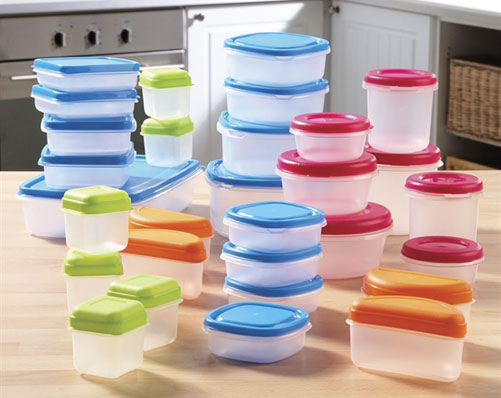 30 piece storage set
