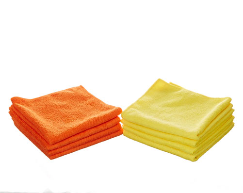 8-Piece Microfibre Cloth Set