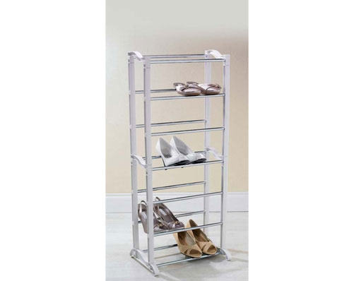 Narrow Space Shoe Rack